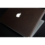 SGP Leather Laptop Cover Skin Brown for MacBook Pro 15""